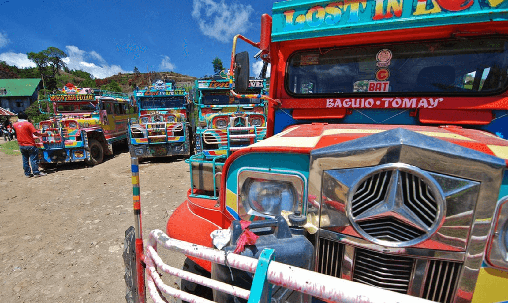 what-is-the-jeepney-in-the-philippine